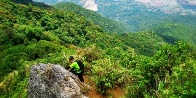 Mt  Makiling Traverse   Philippines Hiking   Mountain Climbing and
